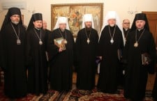 KYIV: Ukrainian Orthodox Church (UOC) Administrator meets with Ukrainian Arch-Hierarchs from the United States and Canada