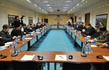 World Council of Churches delegation meets with the All-Ukrainian Council of Churches and Religious Organizations