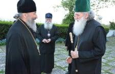 His Beatitude Metropolitan of Kyiv and All-Ukraine Onufriy has commenced his visit to Bulgaria