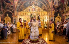 Primate of the Ukrainian Orthodox Church pays visit to the USA