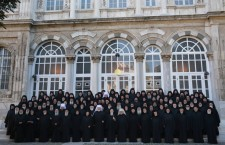 In Constantinople the Synaxis (Аssembly) of Hierarchs of the Patriarchate of Constantinople Concludes
