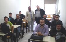 Співробітник ВЗЦЗ УПЦ прочитав курс лекцій в Салоніках