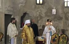 Митрополит Митрофан співслужив Патріарху Константинопольському Варфоломію за Божественною літургією в Каппадокії
