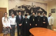Делегація Всесвітньої Ради Церков відвідала Україну