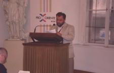 ВІДЕНЬ. Співробітник ВЗЦЗ УПЦ взяв участь у конференції