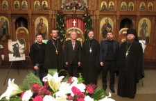 Events commemorating the 1000th Anniversary of ancient Russian monasticism on Mount Athos are held in Hamburg