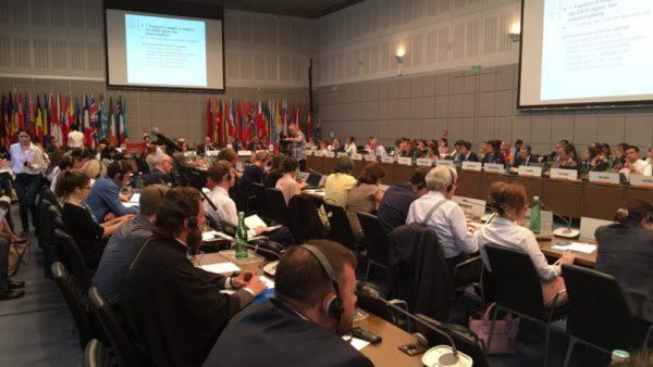 AUSTRIA. Head of UOC Representation to International European Organisations takes part in OSCE meeting in Vienna (+video)