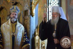 Bulgarian Orthodox Church Hierarchs pray for Ukrainian Orthodox Church and peace in Ukraine