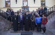 Student group from Germany visits Kyiv Theological Schools