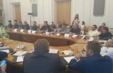 UOC Representatives take part in meeting with European Parliament deputies and religious leaders of Ukraine