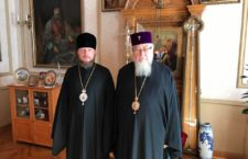 Head of UOC Representation to International European Organisations meets with Primate of Polish Orthodox Church and holds a series of meetings in Sejm of the Republic of Poland