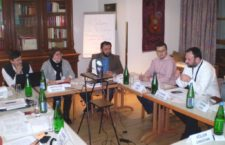 AUSTRIA. UOC DECR Representative takes part in a session of the Committee of Young Theologians
