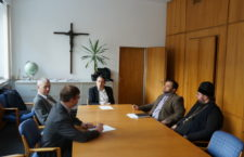 Representatives of KDA Administration acquainted with system of Theological education in Germany