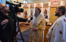 Swedish mass media announce the consecration of first Orthodox church by Ukrainian Metropolitan in the north of the country (VIDEO)