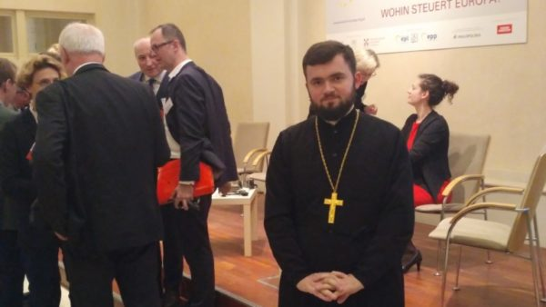 KRAKOW. UOC DECR staff member takes part in discussion of ways to preserve Christian identity in the European Community