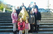 In the Portuguese city of Torres Novas church services have commenced in newly established Ukrainian Orthodox parish