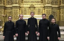 PORTUGAL. Choral ensemble from Kyiv present a Christmas carol concert at the Ukrainian Orthodox parish in Braga