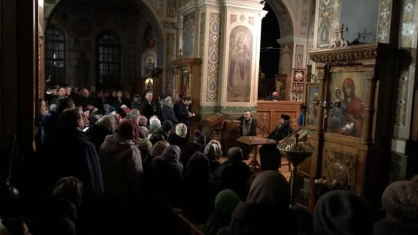 «Жить православной верой в современном мире» Беседа с учеником преподобного Паисия Святогорца  архимандритом Иринеем (Верикакисом)