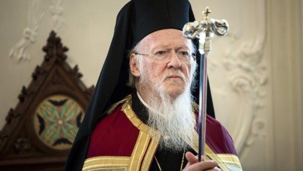 Патріарх Константинопольський висловив молитовну підтримку архієпископу та вірянам Львівської єпархії
