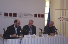 AUSTRIA. DECR UOC staff member takes part in a conference in Vienna