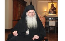 "Metropolitan Nikolaos of Mesogaia and Lavreotiki is once again in Ukraine for presentation of Ukrainian translation of his book ""Mount Athos: The highest place on Earth"""
