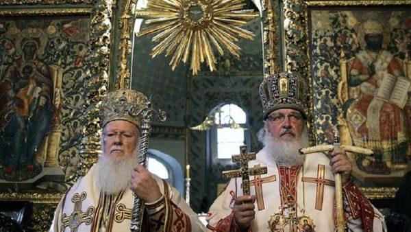 Відбудеться зустріч Предстоятелів Константинопольської і Руської Православних Церков