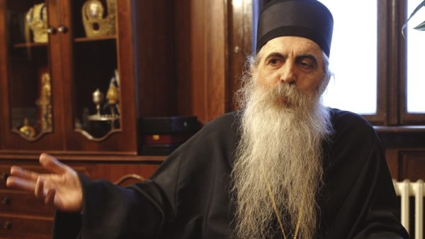 """BISHOP IRINEJ OF BAČKA : """"The Ecumenical Patriarch does not have the right to independently  decide on the status of any Church outside of a Council"""""""