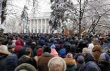 Statement of Ukrainian Orthodox Church's Legal Department regarding adoption of Draft Bill No.5309 by Verkhovna Rada of Ukraine