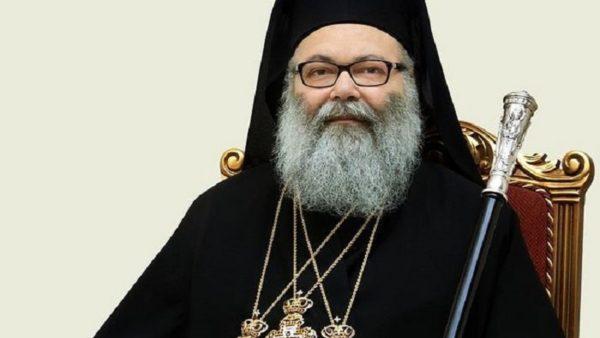 Блаженніший Патріарх Антіохійський Іоанн X: Нерозумно припиняти розкол за рахунок єдності Православного світу