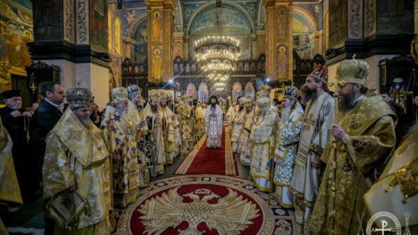 Керуючий справами УПЦ взяв участь в урочистостях в Болгарії
