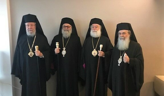 Предстоятелі чотирьох древніших Православних Церков закликали до захисту храмів УПЦ від захоплень