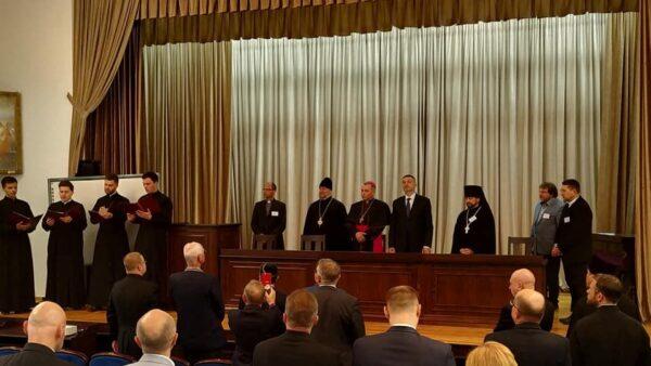 БІЛОРУСЬ. Співробітник ВЗЦЗ УПЦ взяв участь у міжнародній конференції у Мінську