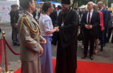Архієпископ Боярський Феодосій взяв участь в прийомі посольства Франції