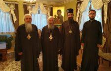 Блаженніший Митрополит Онуфрій прийняв делегації Сербської і Чесько-Словацької Церков