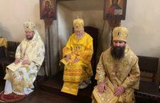 Архієрей УПЦ взяв участь в урочистостях в Празі, присвячених 1150-річчю з дня кончини Святого рівноапостольного Кирила