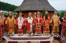Митрополит Болгарської Церкви взяв участь в урочистостях УПЦ на Буковині