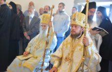 Архієреї Української і Сербської Православних Церков співслужили у день Преображення Господнього