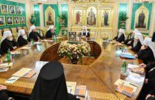 Заява Священного Синоду Руської Православної Церкви