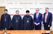 Ректор КДАіС зустрівся з Послом Королівства Нідерландів з питань релігії та віросповідання