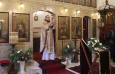 Священник УПЦ звершив різдвяні богослужіння для українців в Лівані