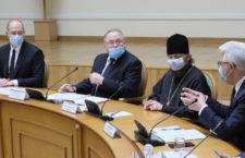 Епископ Барышевский Виктор принял участие во встрече ВСЦиРО с Премьер-министром Украины