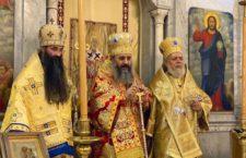Митрополит Варсонофій звершив візит до Лівану